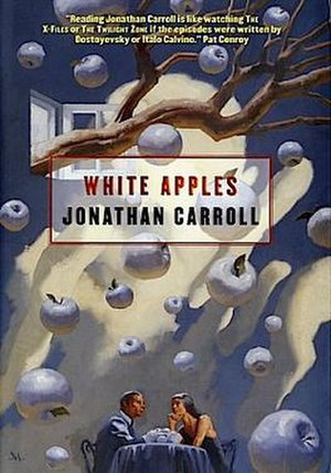 White Apples - Image: White Apples (book cover)