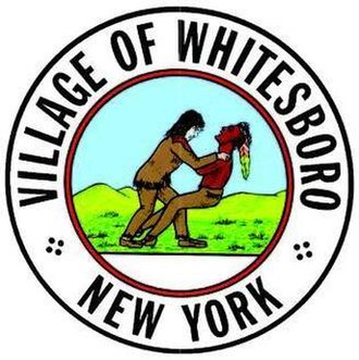 Whitesboro, New York - The Village's former seal was at the center of controversy