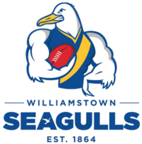 Williamstown seagulls logo.png