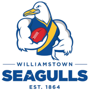 Williamstown Football Club - Image: Williamstown seagulls logo