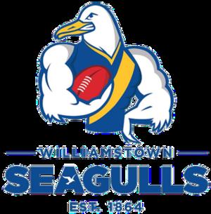Williamstown Football Club - Image: Williamstown seagulls logo