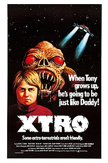 <i>Xtro</i> 1983 film by Harry Bromley Davenport