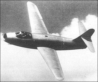 Yakovlev Yak-19 - A Yak-19 in flight