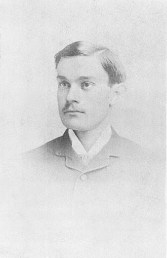 W. H. R. Rivers - A young W.H.R Rivers