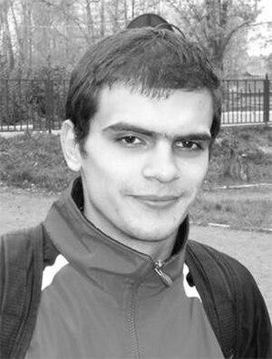 Murder of Yuriy Chervochkin - Image: Yuriy Chervochkin