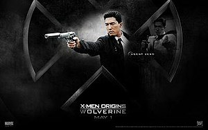 David North (comics) - Daniel Henney as Agent Zero in X-Men Origins: Wolverine.