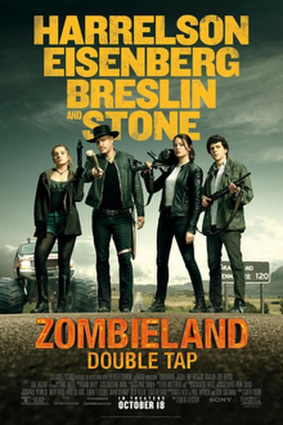 Picture of a movie: Zombieland: Double Tap