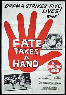 <i>Fate Takes a Hand</i> 1961 film