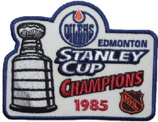 1985 Stanley Cup Finals 1985 ice hockey championship series