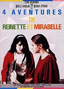 four adventures of reinette and mirabelle wikipedia