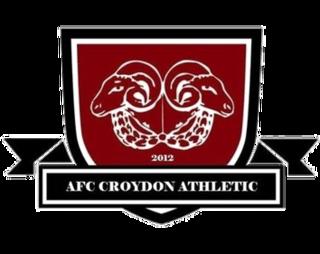 AFC Croydon Athletic Association football club in England