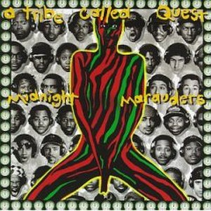 Midnight Marauders - Image: ATCQ Midnight Marauders