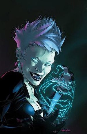 Livewire (DC Comics) - Image: Action Comics Cv 835