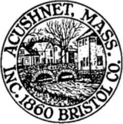 Official seal of Acushnet, Massachusetts