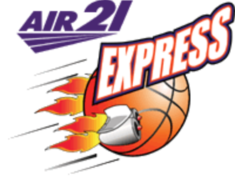 Barako Bull Energy - Image: Air 21 Express