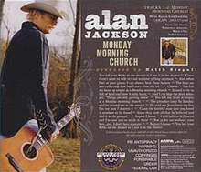 Alan Jackson - Monday Morning Church single.png
