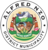 Official seal of Alfred Nzo