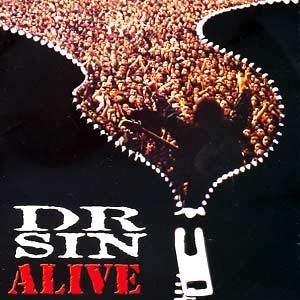 Alive (Dr. Sin album) - Image: Alive (Dr. Sin album)