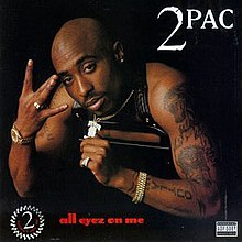 2pac All Eyez On Me Book 1