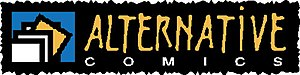 Alternative Comics (publisher) - Image: Alt Comics logo