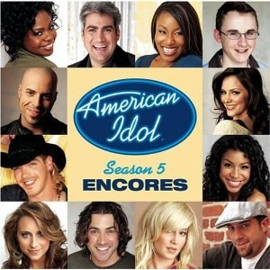 American Idol Season 5: Encores - Image: American Idol Season 5 Encores