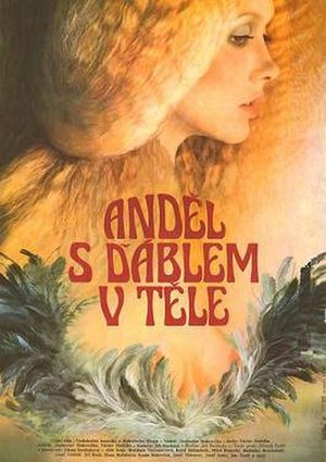 Angel in a Devil's Body - Theatrical release poster