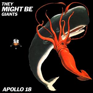 Apollo 18 (album) - Image: Apollo 18 album cover