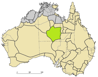Arrernte language dialect cluster of Central Australia