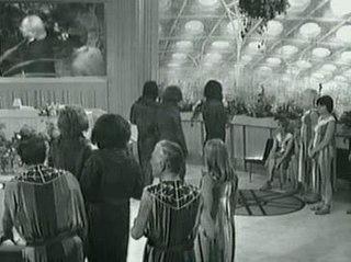 <i>The Ark</i> (<i>Doctor Who</i>) Doctor Who serial
