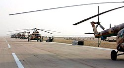Pakistan Army Mi-17s