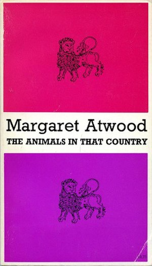 The Animals in That Country - Image: Atwoodanimals