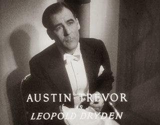 Austin Trevor Northern Irish actor