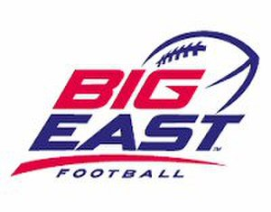 Big East Conference (1979–2013) - Image: BE football logo
