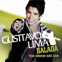 """Balada"" alternative cover with full title of song"
