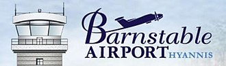 Barnstable Municipal Airport - Image: Barnstable Municipal Airport Logo