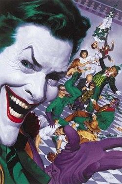 Batman's Rogues at Arkham Asylum