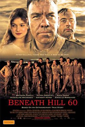 Beneath Hill 60 - Australian theatrical poster