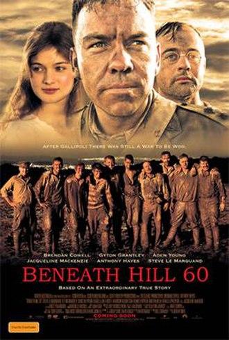 Beneath Hill 60 - Australian theatrical poster