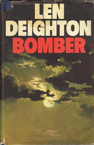 Bomber (novel) - First edition (publ. Jonathan Cape)