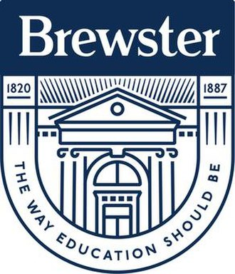 Brewster Academy - Image: Brewster Academy 2018 Emblem