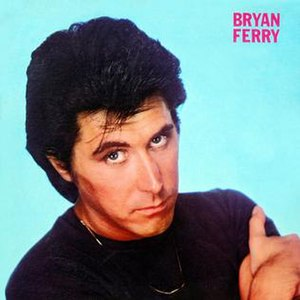 These Foolish Things (album) - Image: Bryan Ferry These Foolish Things (album cover)