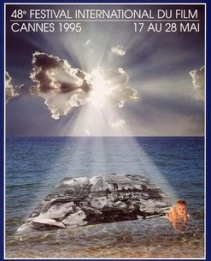 1995 Cannes Film Festival - Image: CFF95poster
