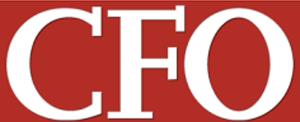 CFO (magazine) - Image: CFO Magazine Logo