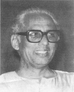 Vempati Chinna Satyam Indian dancer