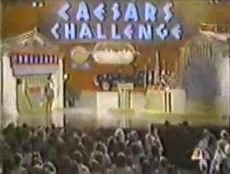 Caesars Challenge - Image: Caesars Challenge Intro