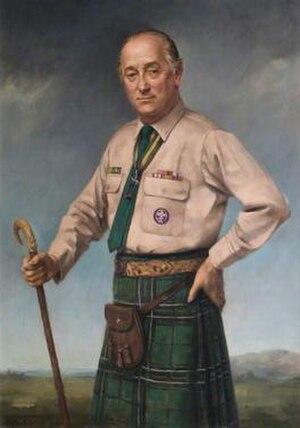 Charles Maclean, Baron Maclean - Image: Charles Maclean, Baron Maclean