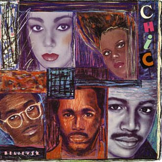 Believer (Chic album) - Image: Chic Believer