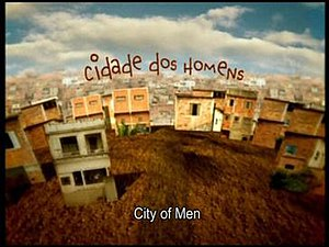 City of Men - City of Men title design.