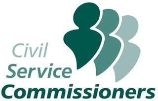 First Civil Service Commissioner