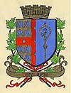 Coat of arms of Laval Ouest